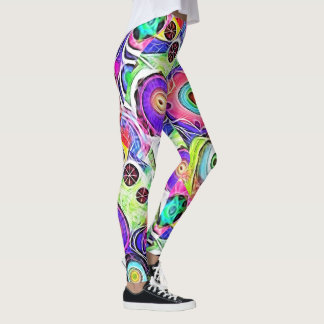 running in space leggings