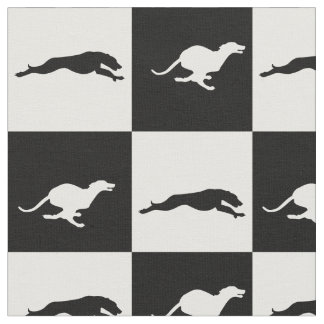 Running In Squares 1 Fabric