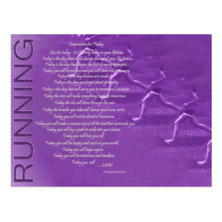 Running Inspiration for Today Postcards