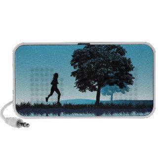 Running/Jogging Mini Speakers