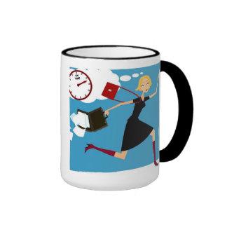 Running Late Mug