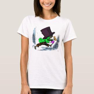 Running Mad Hatter from Alice in Wonderland Shirt