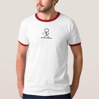 Running Man Gear T-shirt (Right Where I Want Ya)