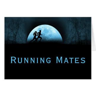 Running Mates Card