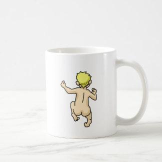 Running Naked Mug