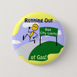 Running out of Gas Button