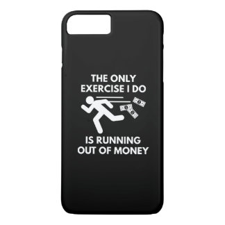 Running Out Of Money iPhone 7 Plus Case