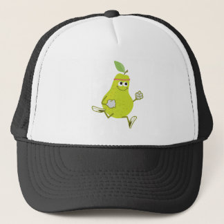 Running Pear Trucker Hat
