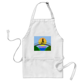RUNNING PRODUCTS APRONS