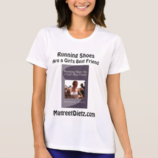 Running Shoes Are a Girl s Best Friend T Shirt