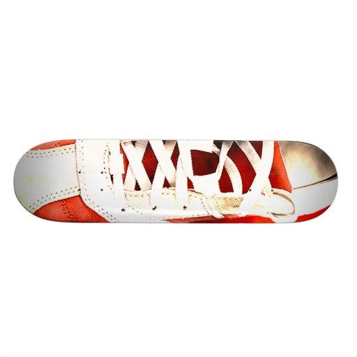 Running Shoes Runner Athlete Grunge Style Skateboard