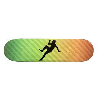 Running Skate Boards