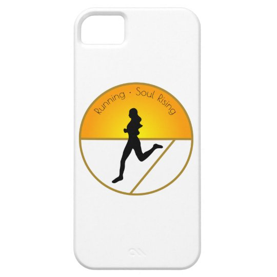 Running Soul Rising iPhone 5 Case