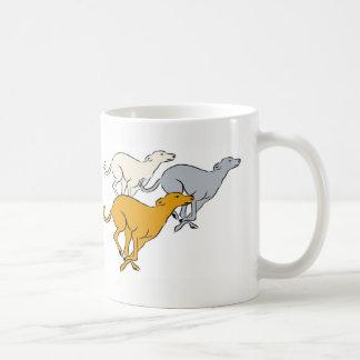 Running three coffee mug