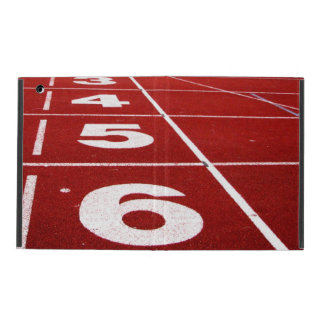 Running Track iPad Folio Case