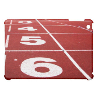 Running track case for the iPad mini