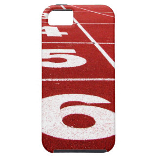 Running track iPhone 5 cover
