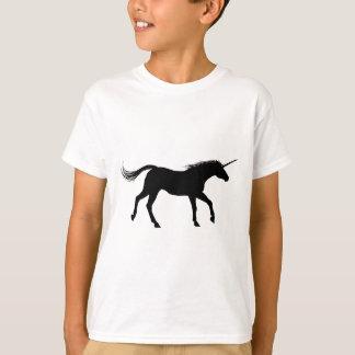 Running Unicorn Silhouette T-Shirt