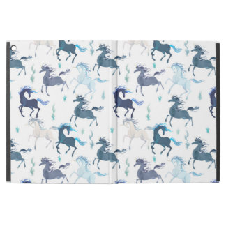 Running unicorns ipad pro case