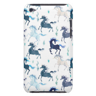 Running Unicorns iPod touch cover