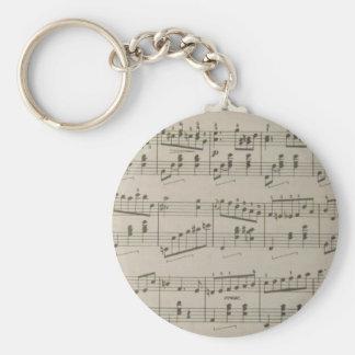 Running Waltz Keychain