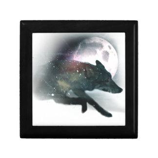 Running Wild Wolf Moon Sky Gift Box