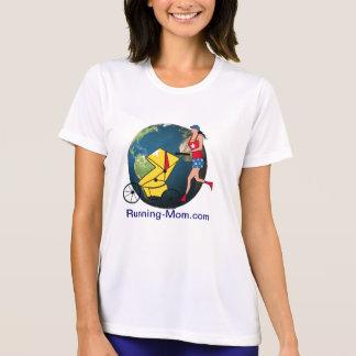 Running World Tech Shirt