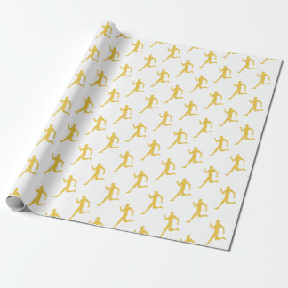 Running Wrapping Paper