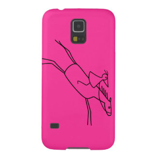 RUNNY-Reiter mit Pferd Galaxy Nexus Hüllen