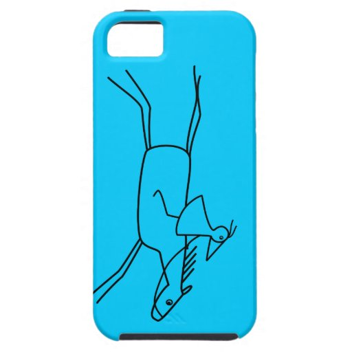 RUNNY rider with horse iPhone 5 Covers
