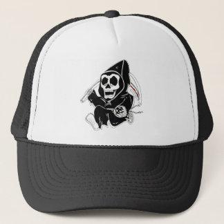 Runs of Anarchy Trucker Trucker Hat