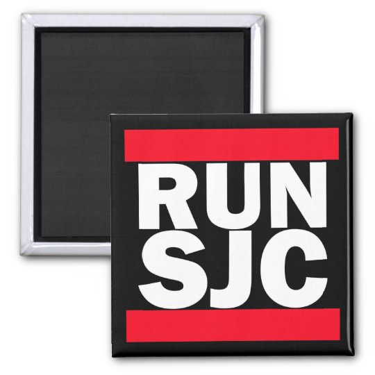 runSJCblk Magnet
