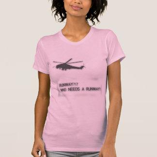 Runway? Who Needs a Runway? II Tshirts