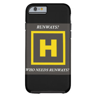 Runways? Helicopter iphone 6 case
