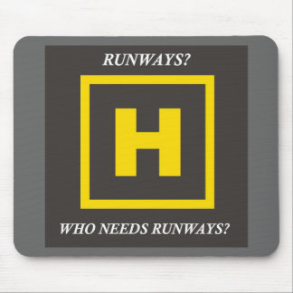Runways? Mouse Mat