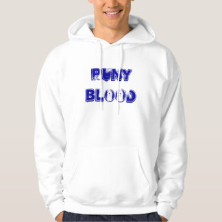 runy blood hoodie
