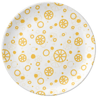 Ruote italian pasta design n. 1 plate