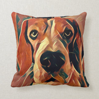 Rupert the Beagle Dog Cushion Pillow