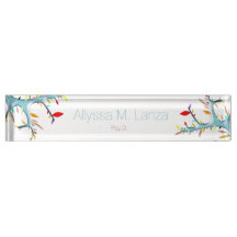 Rupydetequila Childrens Illustration Name Plates