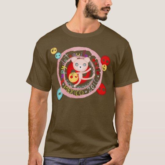 Rupydetequila México buttons weared old Shirt