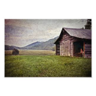 Rural Americana North Carolina Photo Print