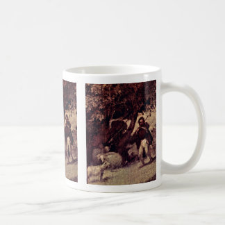 Rural Concert  By Giorgione Mugs