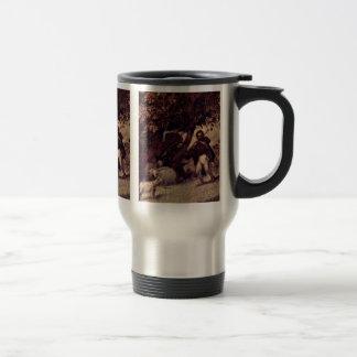 Rural Concert  By Giorgione Coffee Mug