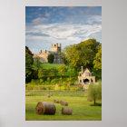 Rural Crom Castle Landscape Poster
