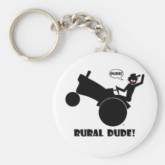 RURAL DUDE 2 KEY RING