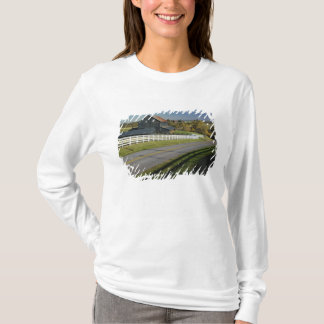 Rural road through Bluegrass region of 2 T-Shirt