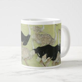 Rush hour 2 large coffee mug