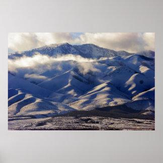 Rush Valley, Utah Poster