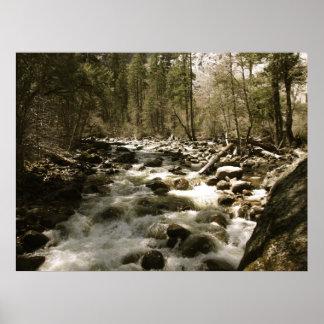 Rushing Creek Poster