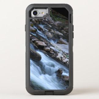 Rushing Rocks OtterBox Defender iPhone 8/7 Case